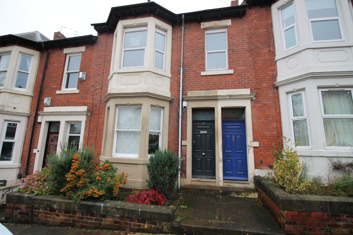 Grosvenor Avenue, Jesmond, Newcastle upon Tyne